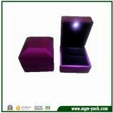 중국 제조 호화스러운 LED 보석함