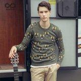 Vestiti di modo del maglione dell'uomo del pullover modellati ODM