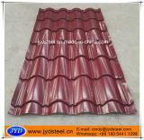 PPGI strich glasig-glänzendes Dach-Profil vor