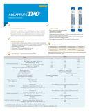 Tpo wasserdichtes Membranen-Dekoration-Baumaterial