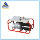Máquina hidráulica quente da fusão da extremidade da máquina de soldadura da extremidade da tubulação do HDPE de 2016 vendas