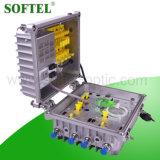 Waterproof 4 Output o nó ótico com função de controle do processador central