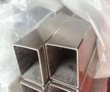 Pipe carrée soudée de l'acier inoxydable 316 de la CY 304