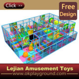 En1176 New Design Soft Play Centres Indoor Playground per Kindergarten