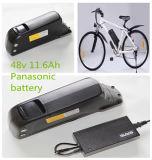 batería de la E-Bici de la botella de 48V 11.6ah