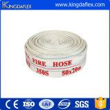 Big Diamètre PVC Rubber PU Doublure Toile Tuyau d'incendie