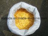 Alta qualità del fiocco di colore giallo del solfuro del sodio, fiocco rosso