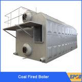 Double prix de chaudières à eau chaude de chauffage central de tambour de la Chine à vendre