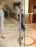 Tipo punho de porta de vidro Dm-DHL do aço inoxidável 055 de Dimon H
