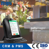 Sistema rápido do atendimento da tabela do restaurante da eficiência do fornecedor de China