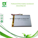 Batterie de polymère de lithium 402030 3.7V 200mAh avec la carte et le fil