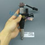 Injecteur courant de pompe à essence de système à rails de Denso 095000-6593