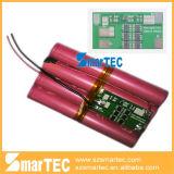 2s4p paquete de la batería de 7.4V Li-ion con PCM