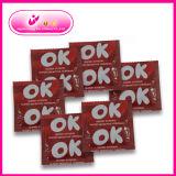 Большой поставленный точки презерватив с хорошим качеством
