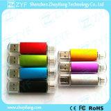 Movimentação feita sob encomenda do flash do USB do logotipo 16GB OTG das várias cores (ZYF1600)