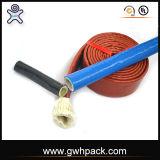 ULの承認の耐火性のホースおよびケーブルの耐火性のシリコーンの上塗を施してある火の袖