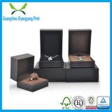 Cadre de mémoire en bois de luxe fait sur commande de bijou avec la qualité