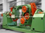 Machine van de Productie van de Kabel van de Machine van de Draad van de kabel de Dubbele Verdraaiende Bundelende