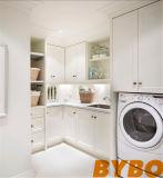 カスタマイズされた高い光沢のある現代洗濯のキャビネット(BY-L-06)