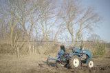 alimentador de granja 12HP/15HP/16HP pequeño 4wheel, mini alimentador