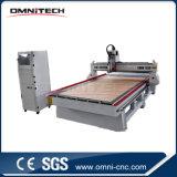 Router di legno di CNC della macchina per incidere di alta qualità per gli impianti di falegnameria