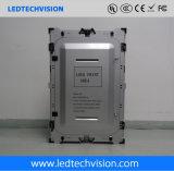 Placa de indicador 960mm*640mm de fundição ao ar livre do diodo emissor de luz dos gabinetes de P8mm (P5mm, P6.67mm, P8mm, P10mm)