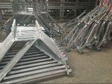 建物のためのScシリーズラック・ピニオンの構築の起重機