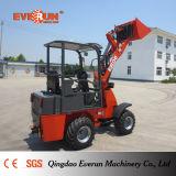 Everun CE certificado 0.6ton compacto Front End cargador