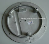 La Cina Factory Made Aluminum Die Casting Base Plate per Valve Industry Use con Sand Blasting