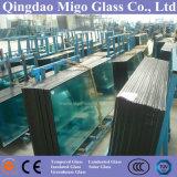 5mm+12A+5mm freier Raum abgetöntes ausgeglichenes Niedriges-e Isolierglas