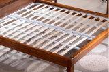 Camas matrimoniales modernas de la cama de madera sólida (M-X2255)