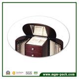 Высокое качество деревянное с коробкой ювелирных изделий хранения зеркала