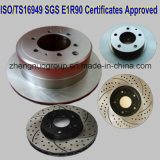 Ts16949 Approved Brake Discs para Trucks
