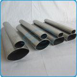 Tubos ovales elípticos del acero inoxidable para las barandillas