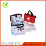 医学のオフィスのホーム緊急のレスキュー救急処置袋