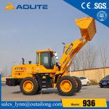 Caricatore 936 della rotella del macchinario della costruzione di strade di marca di Aolite con la barra di comando