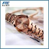 Vigilanza unisex del braccialetto dell'orologio del metallo