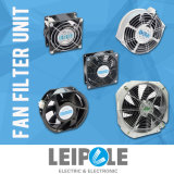 China #1 que vende o ventilador axial do painel axial do cerco do gabinete do ventilador F2e-250