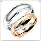 Anillo de la manera de los complementos de la joyería del acero inoxidable (SR806)