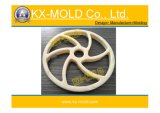 Moldeo por inyección de plástico / parte industrial del molde