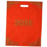 Tagliare i sacchetti a stampo tagliente di acquisto stampati non tessuti per gli indumenti (FLN-9015)