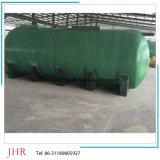 De Automatische Container van de Vloeistoffen van de Holding van de Tank van de Opslag GRP