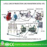 Venta caliente en el equipo crudo completo de la refinería de petróleo de palma de África