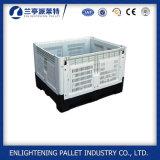caixa de dobramento plástica Foldable plástica da pálete da caixa de pálete de 1200X1000X810mm