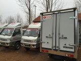 Corps en acier de camion de tableau de connexion de couleur