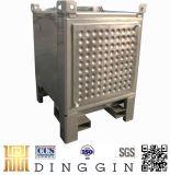 Totalizador del acero inoxidable IBC de SUS304 1000L