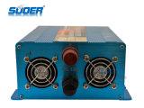 Suoer Inverter 1000W de onda sinusoidal pura inversor de la energía de 12V 220V Energía Solar Inverter DC a AC (FPC-1000A)
