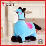 プラシ天の馬のおもちゃは馬馬によって詰められたAmimalを詰めた