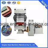 Vulcanizer de borracha da imprensa da placa/máquina de borracha
