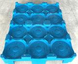 19 de Pallet van de Flessen van het Water van de liter